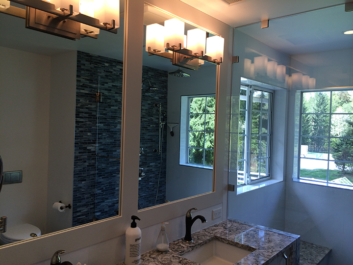 Bathroom Reconfiguration - Terra Builders
