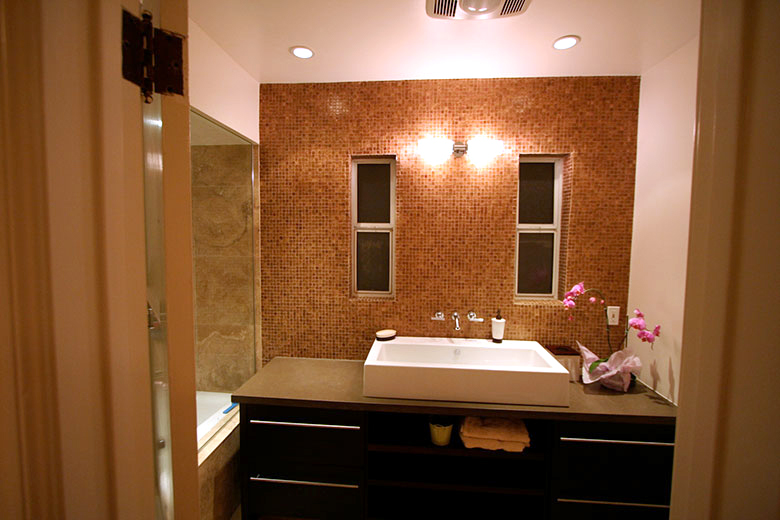 Bathroom Renovation - Terra Builders